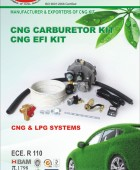 Alco CNG Gas Kit
