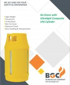 Burhan Gas Folder  Brochure